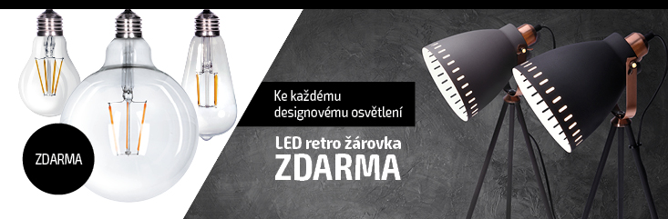Shop Solight - HP - Design žárovka