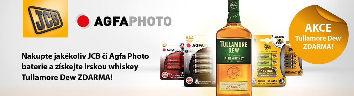 Akce baterie Tullamore Dew