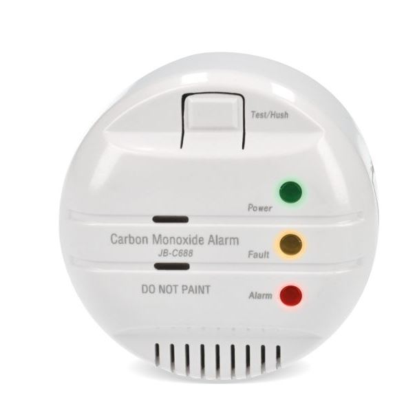 Solight detektor spalin CO + alarm, 85dB