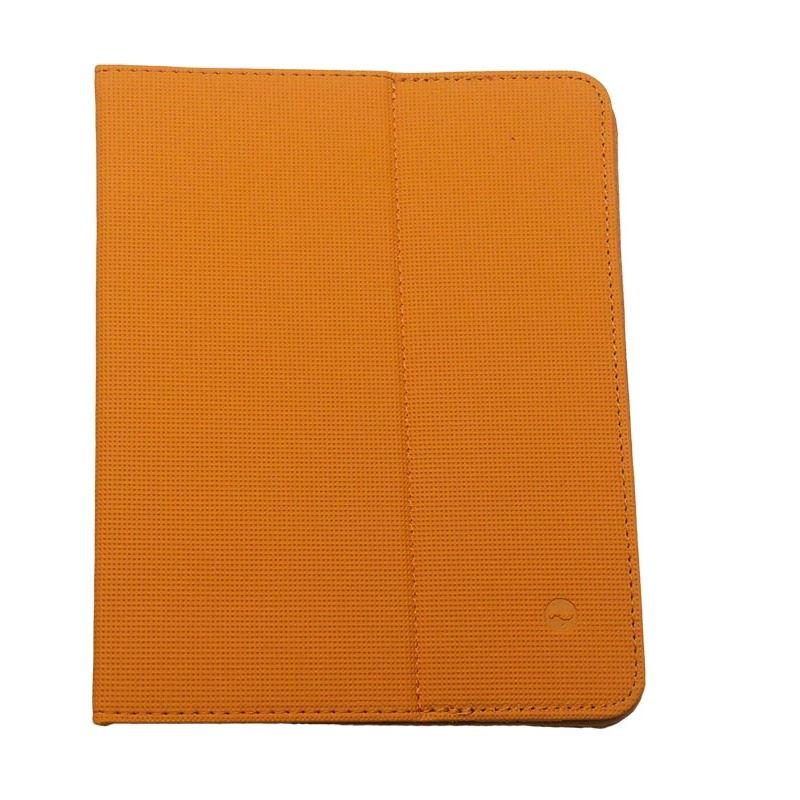 Solight univerzální pouzdro - desky z polyuretanu pro tablet nebo čtečku 8'', oranžové
