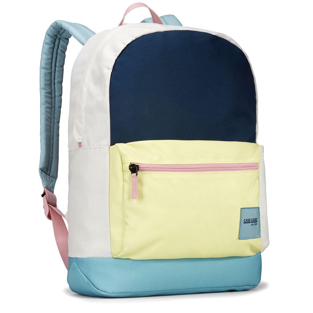 Case Logic Commence batoh 24L CCAM116 - Sunny Lime/Dress Blue Multiblock