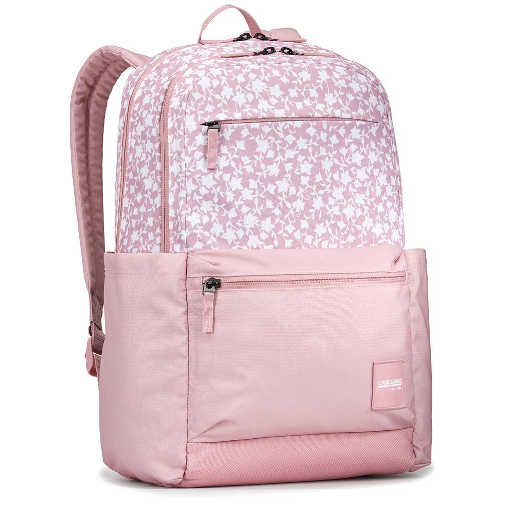 Case Logic Uplink batoh 26L CCAM3116 - White Floral/Zephyr Pink
