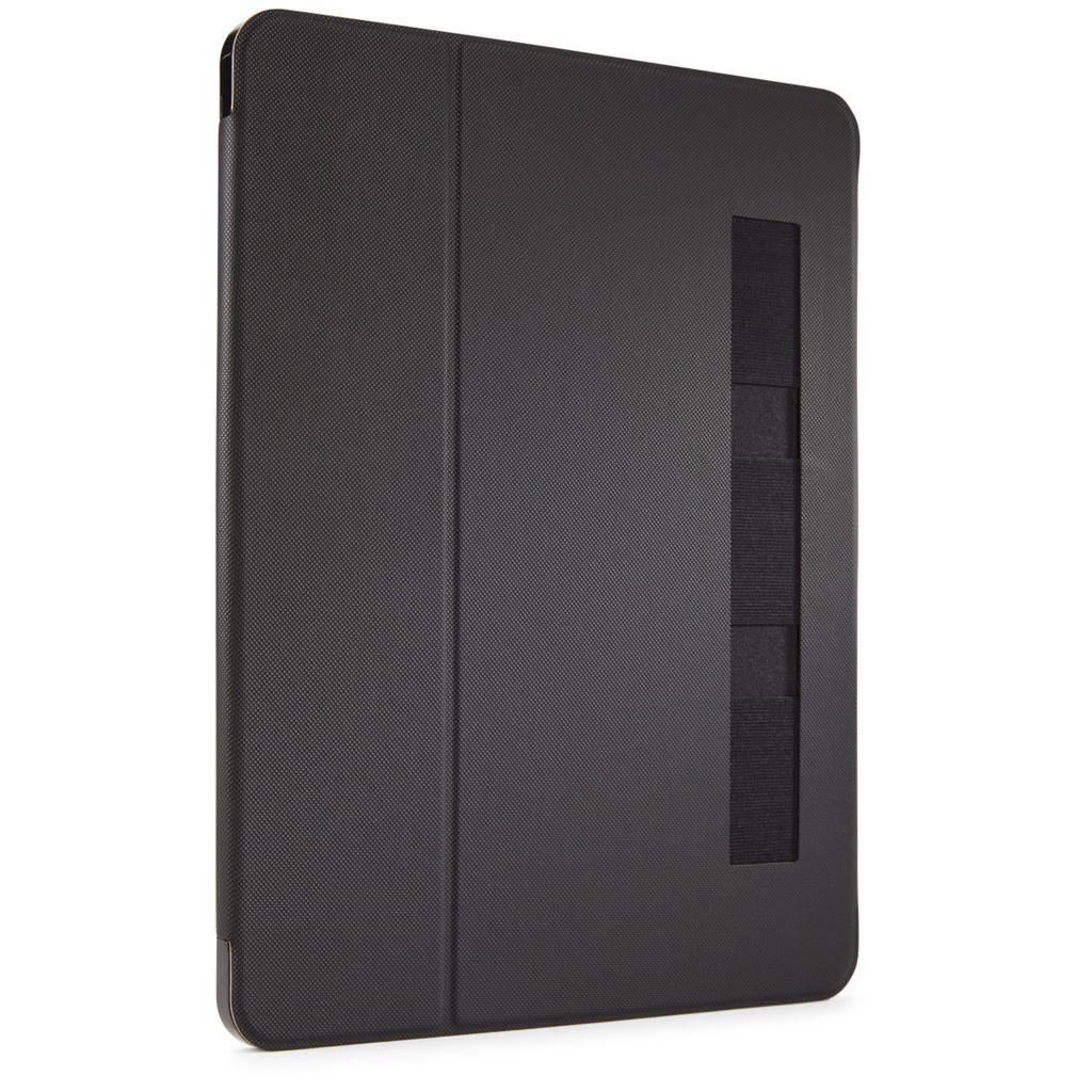 Case Logic SnapView™ 2.0 pouzdro na iPad Pro 12.9'' 2020 s poutkem na Apple Pencil CSIE2252K - černé