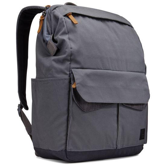 "Case Logic LoDo batoh na notebook 14"" LODP114GR - šedý"