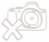 Solight flexo šňůra, 2m, 2 x 0,75mm2, černá, plochá, vypínač