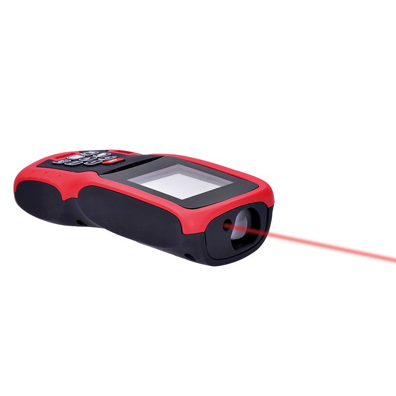Solight profesionální laserový měřič vzdálenosti, 0,05 - 80m