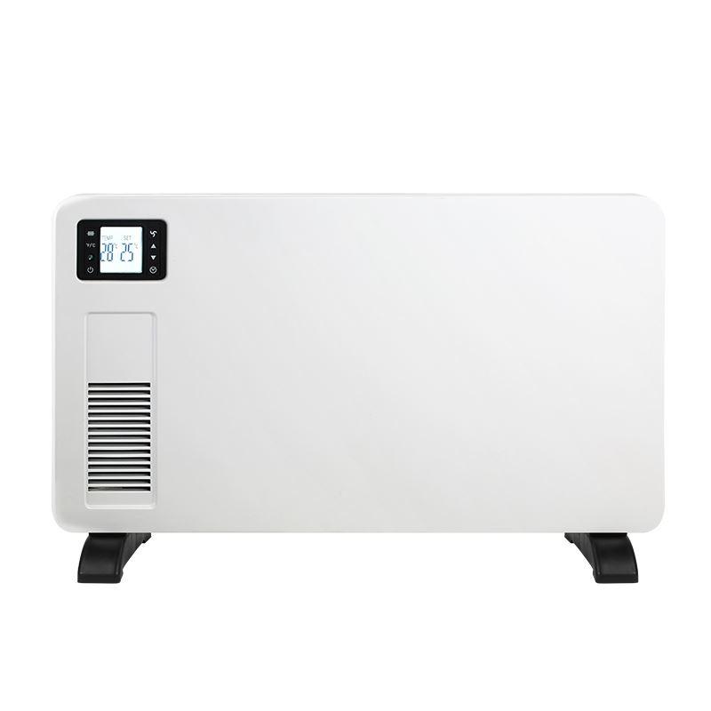Solight horkovzdušný konvektor 2300W, LCD, ventilátor, časovač, nastavitelný termostat