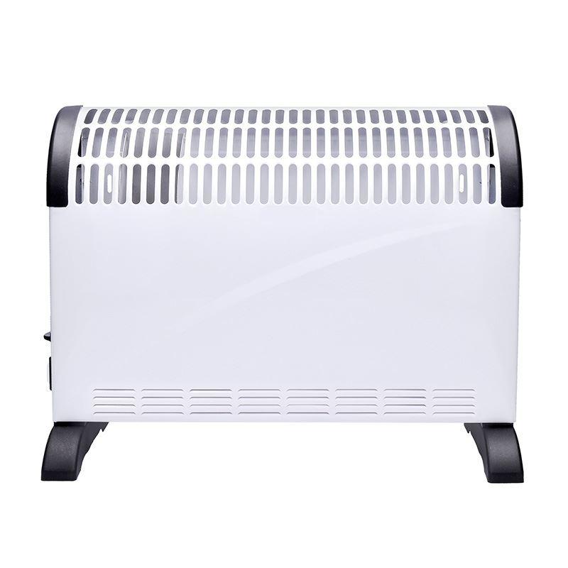 Solight horkovzdušný konvektor 2000W, ventilátor, časovač, nastavitelný termostat