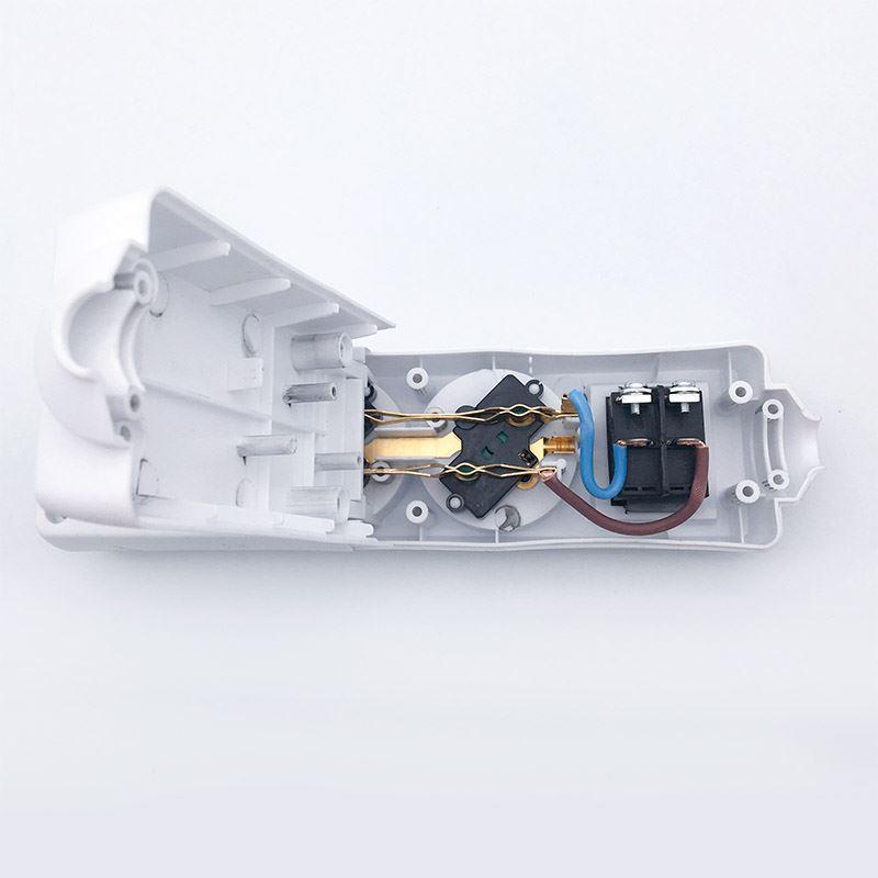 Solight vícenásobná zásuvka, 3 zásuvky, vypínač