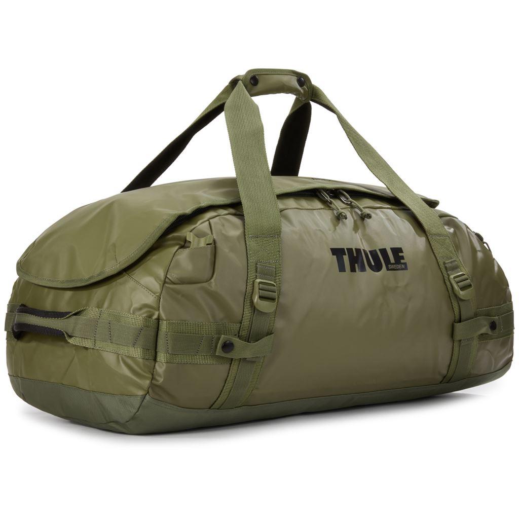 Thule cestovní taška Chasm M 70 L TDSD203O - olivová