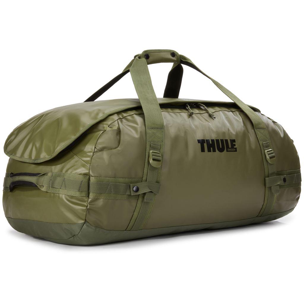Thule cestovní taška Chasm L 90 L TDSD204O - olivová