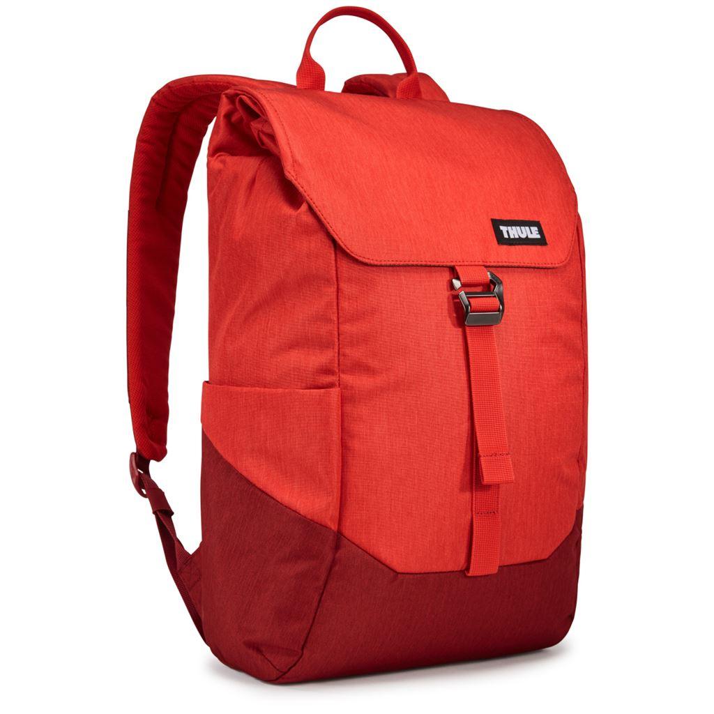 Thule Lithos batoh 16L TLBP113LRF - červený/tmavě červený