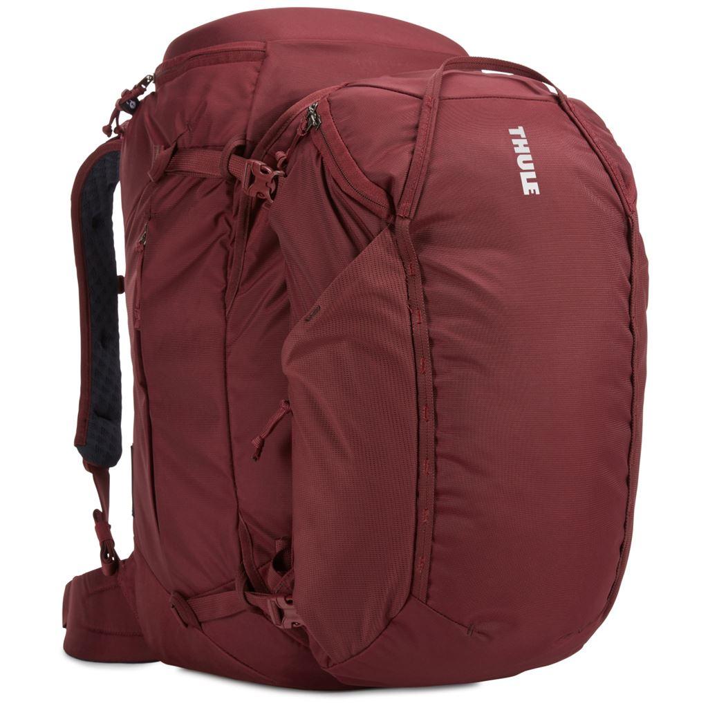 Thule Landmark batoh 60L pro ženy TLPF160 - tmavě červený