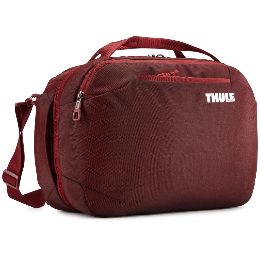 Thule Subterra taška do letadla TSBB301E - vínově červená