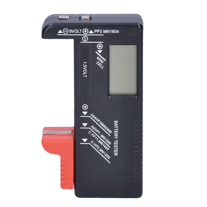 Solight tester baterií pro 1,5V a 9V baterie