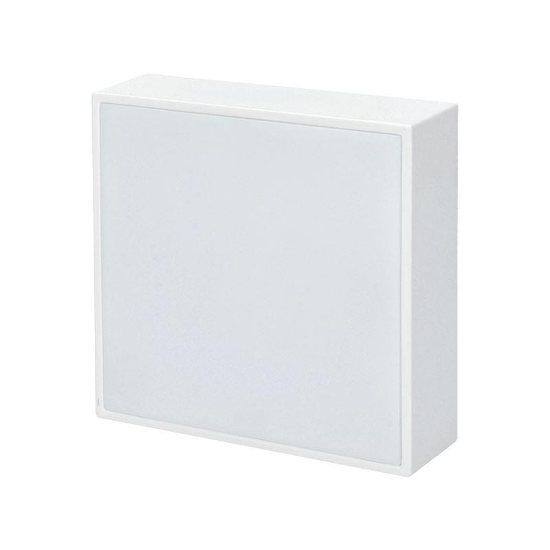 Solight LED panel s tenkým rámečkem, 32W, 2560lm, 3000K, přisazený, čtvercový, bílý
