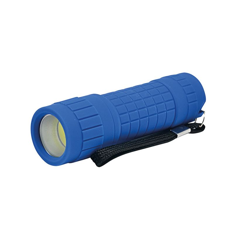 Solight LED Svítilna, 3W LED COB, 120lm, 3 x AAA