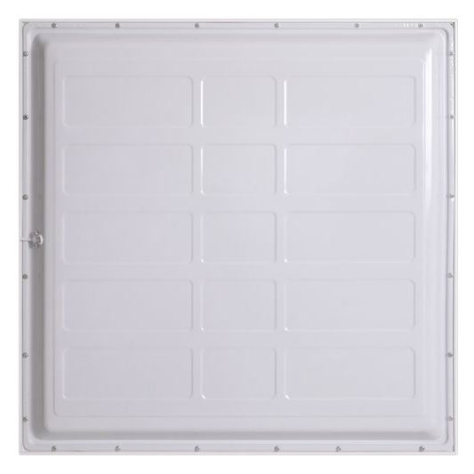 Solight LED světelný panel Backlit UGR19, 40W, 4000lm, 4000K, Lifud, 60x60cm, 3 roky záruka, bílá barva