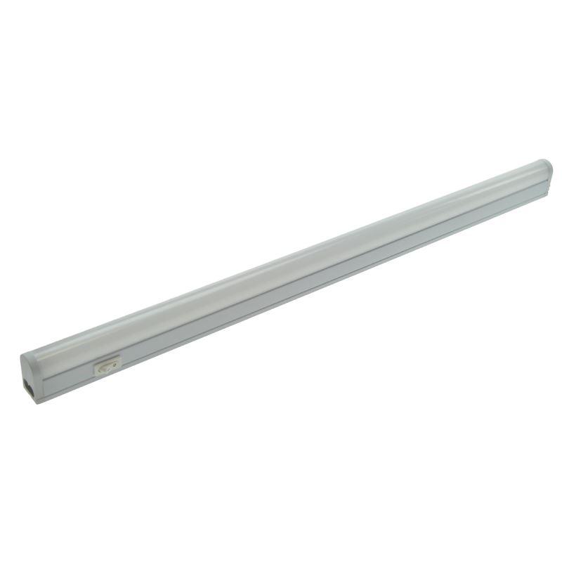Solight LED kuchyňské svítidlo T5, vypínač, 9W, 4100K, 54cm