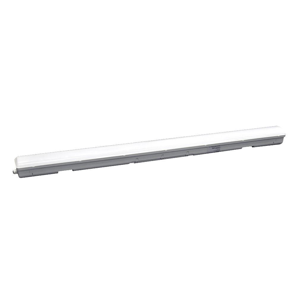 Solight LED přisazené světlo prachotěsné, IP65, 36W, 2700lm, 6500K, 123cm