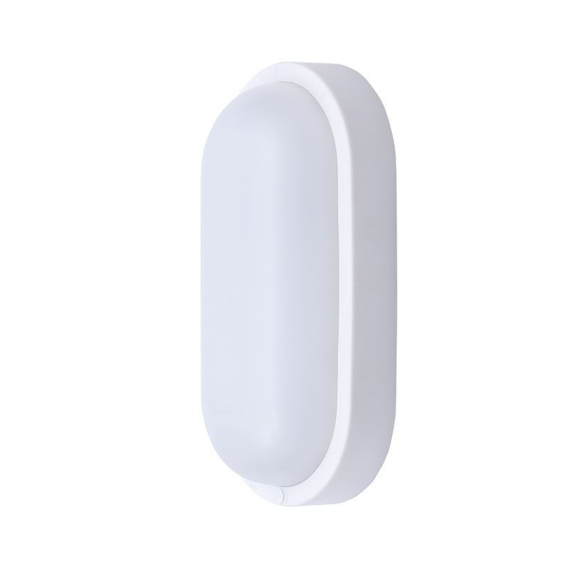 Solight LED venkovní osvětlení oválné, 13W, 910lm, 4000K, IP54, 21cm