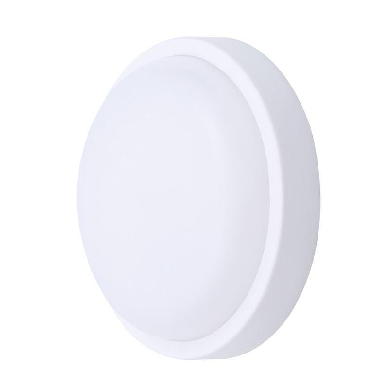 Solight LED venkovní osvětlení kulaté, 20W, 1500lm, 4000K, IP54, 20cm