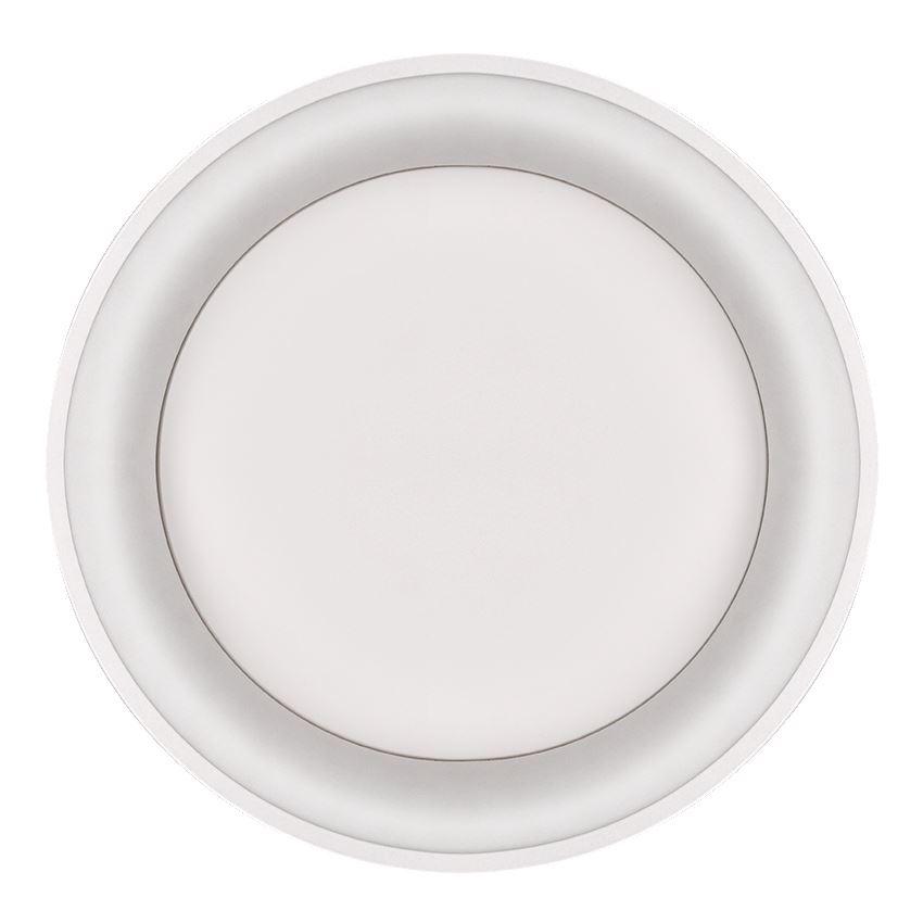 Solight LED stropní světlo kulaté Treviso, 48W, 2880lm, stmívatelné, dálkové ovládání, bílá