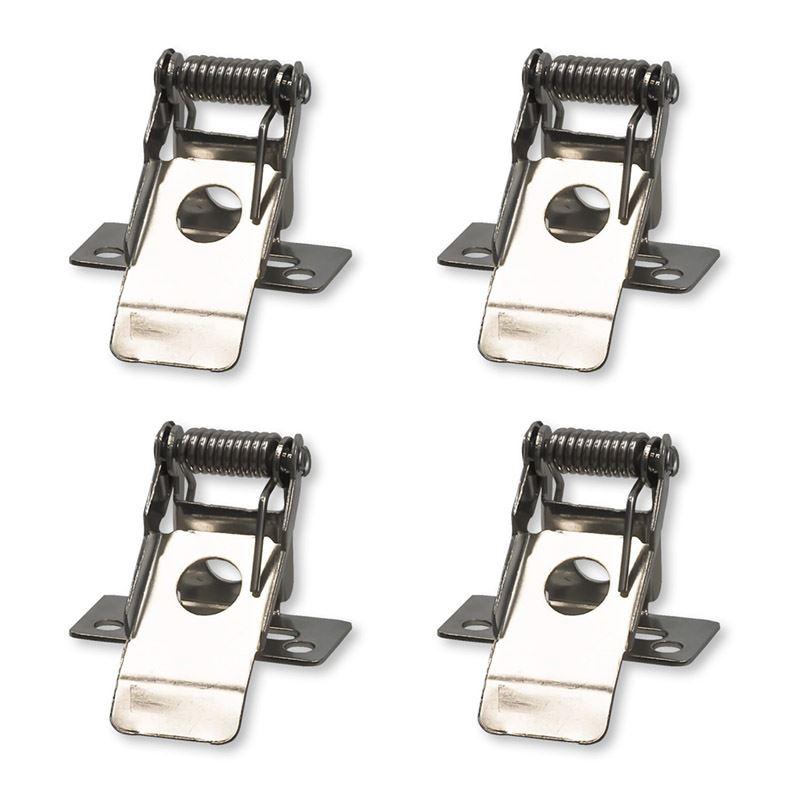 Solight montážní klipy pro instalaci LED panelů do podhledů, 4ks
