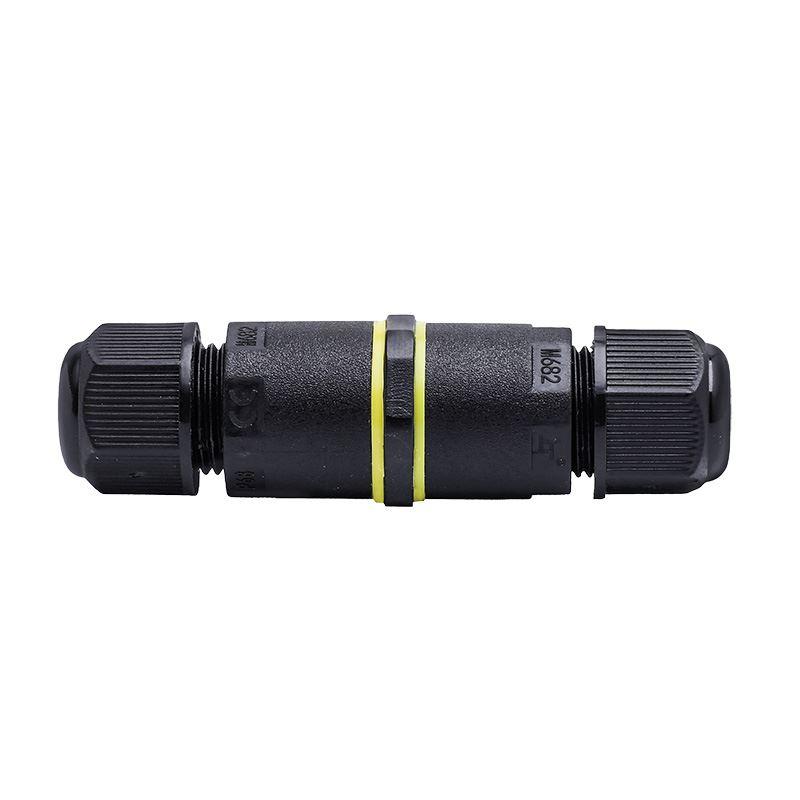 Solight kabelová vodotěsná spojka mini, IP68, průměr 5-7,5/5-7,5mm, max 1,0mm2