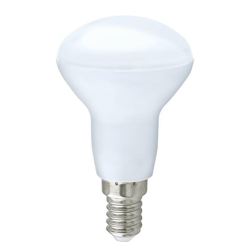 Solight LED žárovka reflektorová, R50, 5W, E14, 3000K, 440lm, bílé provedení