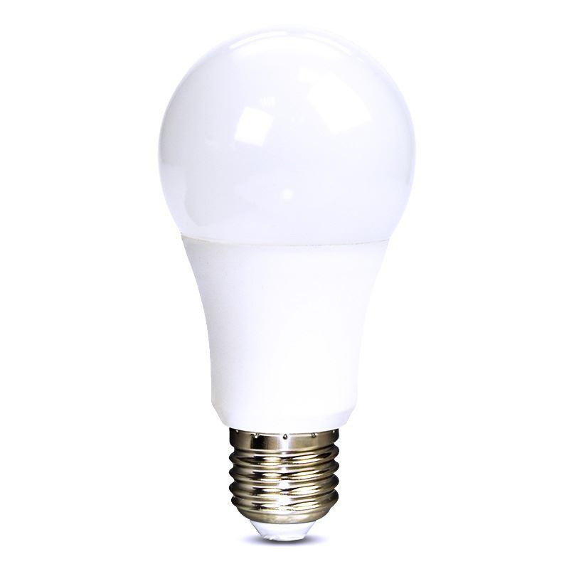 Solight LED žárovka, klasický tvar, 10W, E27, 4000K, 270°, 810lm