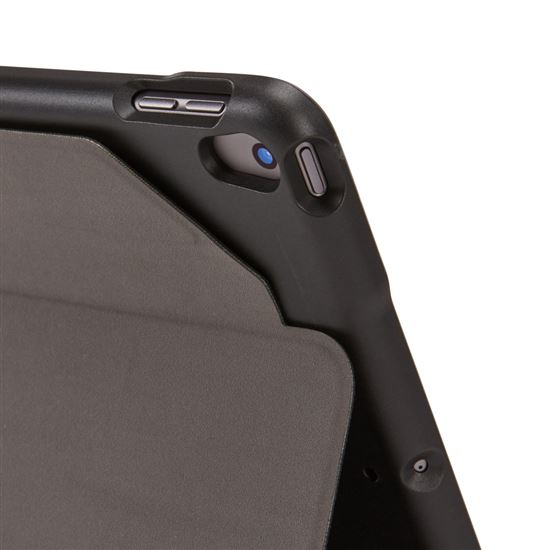 Case Logic SnapView™ 2.0 pouzdro na iPad Air s poutkem na Apple Pencil CSIE2250K - černé