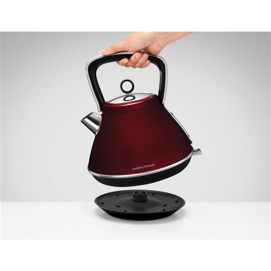 Morphy Richards konvice Evoke Red