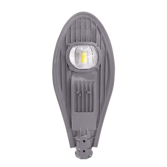 Solight street light COB, 30W, 3900lm, 4000K, 120°, Ra70, IP65, 85-265V, šedá