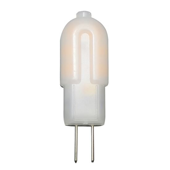 Solight LED žárovka G4, 1,5W, 3000K, 120lm