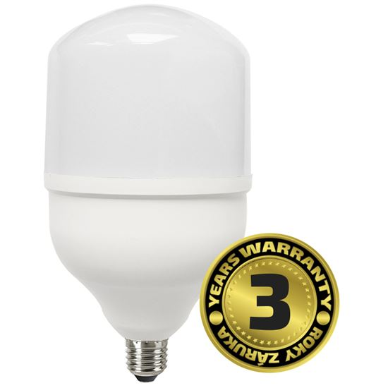 Solight LED žárovka T120, 35W, E27, 4000K, 240°, 2975lm