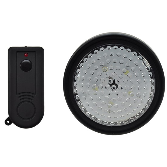 Solight LED light with remote control, 5 LEDs, 3 x AA batteries