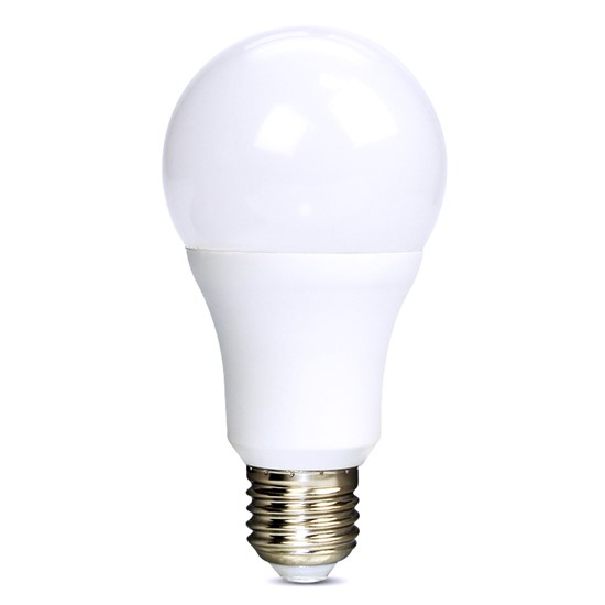 Solight LED bulb, A60, 12W, E27, 6000K, 270 °, 1010lm