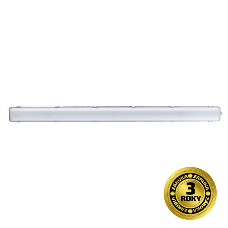 Solight LED osvětlení prachotěsné, IP65, 54W, 6500lm, 5000K, 157cm, Lifud, 3 roky záruka